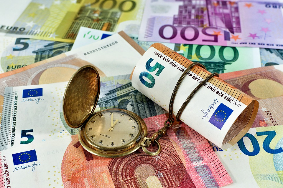 Investment Currency Company Euro Finance Money